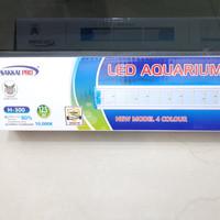 Lampu led aquarium aquascape SAKKAI PRO H 300