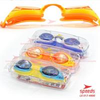 Kacamata Renang Anak Kids Antifog Nyaman di mata Speed 4900 - Orange