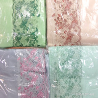 pilihan warna mukena khadijah dengan tas cantik di Bandung