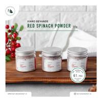 Viand Bevande Food Powder Red Spinach 50gr
