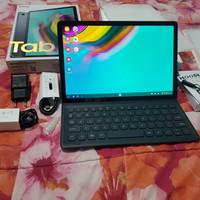 Tablet SAMSUNG Galaxy Tab S5e Layar 10.5 inch type SM T725 4G SEIN