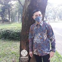 Kemeja Batik Danar Hadi Solo Motif 0541