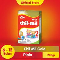 Morinaga Chil Mil Tahap 2 (6-12 bulan) 200gr/400gr