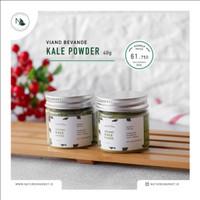 Viand Bevande Food Powder Kale 40gr