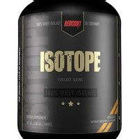 REDCON1 ISOTOPE ISO TOPE 5 LBS 5 LB WHEY PROTEIN ISOLATE