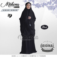 mukena polos anak by Vanzaa collection Bali 01