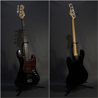 Fender Jazz Bass HQ Custom Black