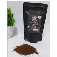 Bubuk kopi java Excelsa 250 gram / Bubuk murni tanpa campuran