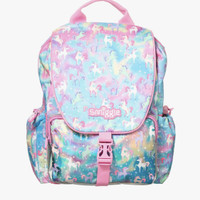 Smiggle Backpack Chelsea Rainbow Unicorn Tas Ransel Anak Original