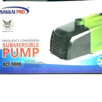 Pompa kolam hidroponik LOW WATT SAKKAI PRO ACT 9000