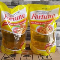 Minyak goreng Fortune 2 Liter