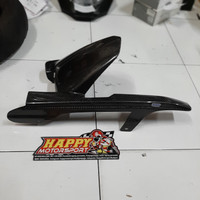Part Carbon Kevlar Hugger Yamaha R25 by Yasuhiro