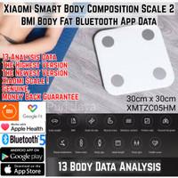 Xiaomi Mi Smart Body Fat Composition Scale 2 XMTZC05HM Timbangan Badan