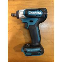 mesin impact wrench cordless makita DTW181Z brushless/ 18V