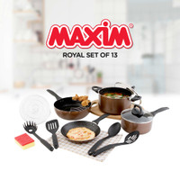 maxim royal set 13 pcs