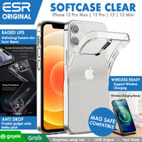 ESR Project Zero Case iPhone 12 Pro Max / 12 Pro / 12 Mini Soft Casing