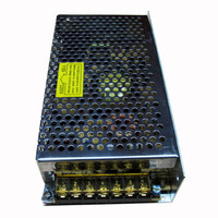 PSU Jaring 10A / 12V + Lampu LED - Silver