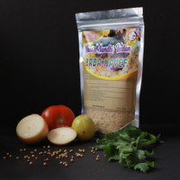 Nasi Kebuli Mandhi Instan 350gr BABA NAYEF Plus Bumbu