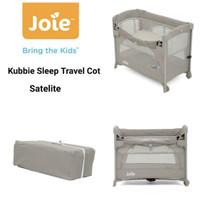 Joie Meet Kubbie Sleep Travel Cot Box Bayi