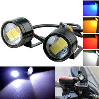 LED MATA ELANG STROBO EAGLE EYE BREKET SPION 3 MODE KEDIP EAGLE EYES