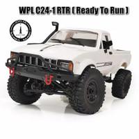 RC RTR WPL C24 1/16 Full Propo 2.4ghz 4x4 Offroad