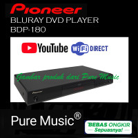 Pioneer BDP180 / BDP-180 Garansi IMS Bluray DVD Player HDMI