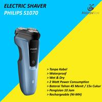Electric Shaver Philips S1070 - Alat Cukur Kumis Pencukur Jenggot