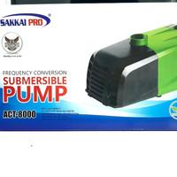 Pompa kolam hidroponik LOW WATT SAKKAI PRO ACT 8000