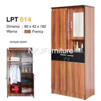 Lemari Pakaian 2 Pintu - LPT014