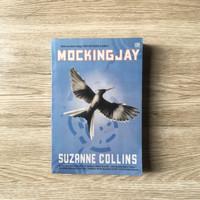 Buku Novel Suzanne Collins - The Hunger Games Mockingjay