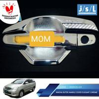 Paket JSL Handle Pintu + Outer Mangkok Elegant Chrome Innova 2004-2015