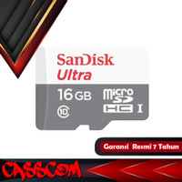 Micro sd SanDisk Ultra class10 16gb 80mbps no adapter