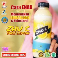 Sari Lemon Fresh ZHU C Lemon Murni 500 ml 100% Asli Original Lemon