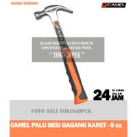 CAMEL PALU KAMBING RUBBER GRIP - PALU GAGANG BESI GRIP KARET 0.25kg