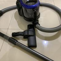 Samsung Canister Vacuum Cleaner VC18M2120SB/SE
