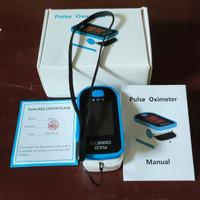 oximeter jari alat ukur kadar oxigen oksigen OXYMETER Fingertip murah