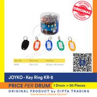Joyko - Key Chain - KR 8 (1 Drum of 50 pieces)