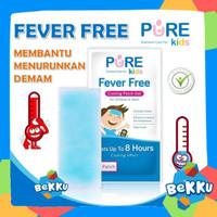 Pure Kids Fever Free Isi 4pcs / Pure Baby Fever Free / beKKu - FEVER FREE
