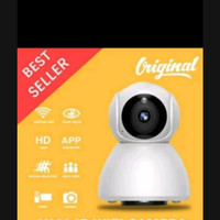 Smart Camera Wifi V380 Q6 HD1080P Wireless Mini IP CCTV Phone Audio