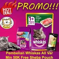 Whiskas Junior Sachet / Pouch wet food Kitten 85gr
