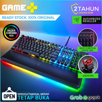 Razer Huntsman Elite - Opto Mechanical Keyboard - LINEAR RED