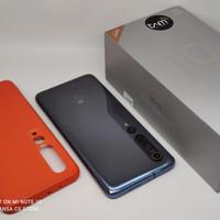 Xiaomi Mi 10 NfC (8/256) Snapdragon 865 Fullset Mulus Eks Resmi Mi10