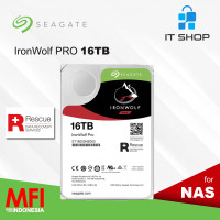 Seagate Ironwolf Pro NAS 16TB