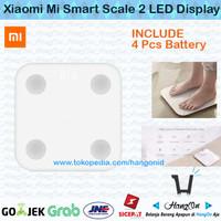 Xiaomi Mi Smart Scale 2 Timbangan Digital Elektrik Xiaomi Original
