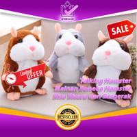 Talking Hamster/Mainan Boneka Hamster Bisa Bicara dan Bergerak 0657
