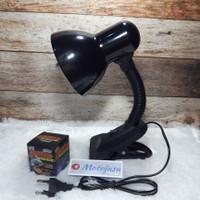 Lampu Uva Uvb dan Fiting paket Fitting jepit keramik lokal