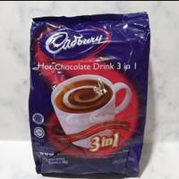 Cadbury hot chocolate drink 3in1