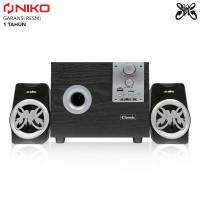 Niko Slank Classic Speaker Bluetooth Aktif 2.1