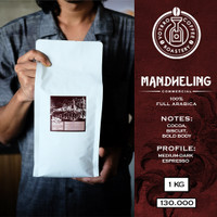 Biji Kopi 100% Full Arabica Mandheling Roasted Commercial - BEST PRICE