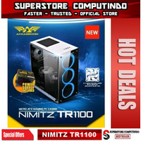 Armaggeddon Nimitz TR1100+ With 3FAN Ring + PSU Voltron 235FX-470 Watt